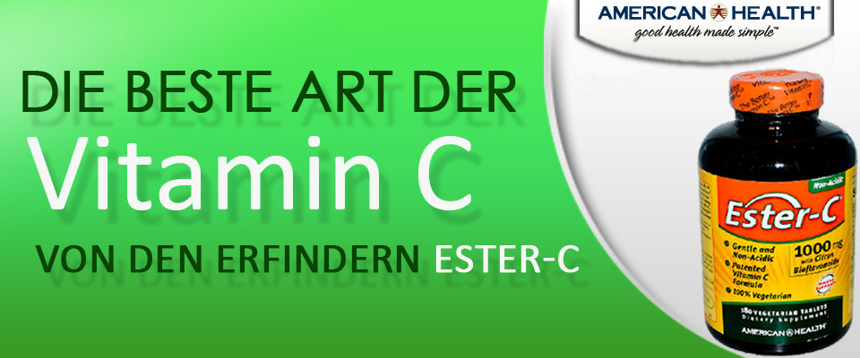 Ester-C von American Health